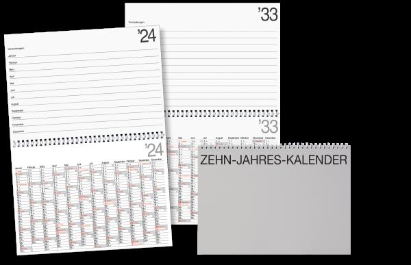 Zehnjahreskalender ZK